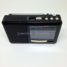 Bán Loa Thẻ Nhớ Mp3 Kiem Radio Chuyen Dụng 9 Băng Tần World Receiver Tặng 1 Pin 5C Đen Oem Trong Vietnam