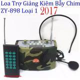 Mua Loa Trợ Giảng Kiem Bẫy Chim Khong Day Zy 898 2017 Rằn Ri Nona Rẻ