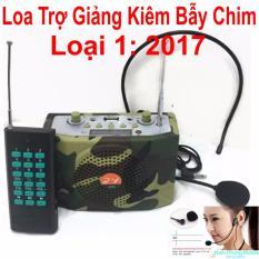 Bán Loa Trợ Giảng Kiem Bẫy Chim Khong Day Zy 898 2017 Rằn Ri Hang Nhập Khẩu Nguyên