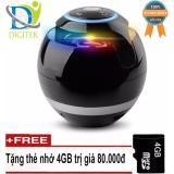 Bán Loa Trứng Bluetooth 360 Model Gs009 Đen Thẻ Nhớ 4Gb Oem Nguyên