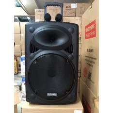 Giá Bán Loa Vali Keo Di Động Bluetooth Karaoke Temeisheng La 015 02 Micro Khong Day Kim Loại Temeisheng Nguyên