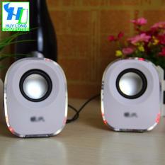 Hình ảnh Loa vi tính 2.0 - 815 Âm Thanh Hay sử dụng cổng USB nguồn 5V