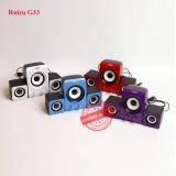 Loa vi tính 2.1 Ruizu G33 - Âm thanh sống động (Nhiều màu) - Hãng phân phối chính thức