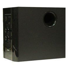Hình ảnh Loa vi tính Huynda HY-207 USB (Đen)