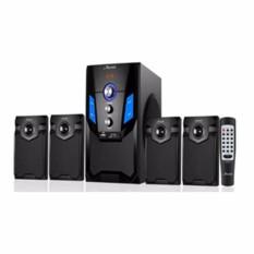 Mua Loa Vi Tinh Microtek 665Bt 4 1 Bluetooth Rẻ