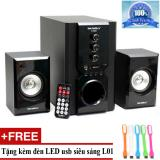 Bán Loa Vi Tinh Sd Usb Bluetooth Soundmax A 980 Tặng Đen Led Usb Ma L01 Rẻ Trong Hồ Chí Minh