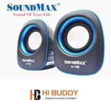 Loa Vi Tinh Soundmax A 130 2 Mới Nhất