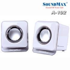 Mã Khuyến Mại Loa Vi Tinh Soundmax A120 Cong Xuất 6W