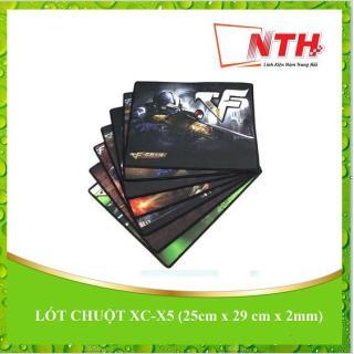 Lót chuột xc-x5 (25cm x 29 cm x 2mm) thumbnail