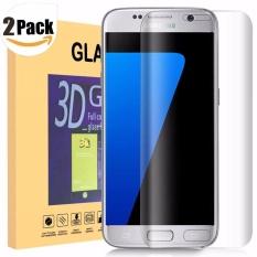 Mua Cường Lực Luowan Kinh Cường Lực Bảo Vệ Man Hinh Galaxy S7 Edge 2 Lớp Viền Cắt 3D Phu Hợp Cho Samsung Galaxy S7 Edge Mau Trọng Suốt Quốc Tế Mới Nhất
