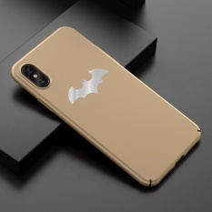 Bán Luxury Batman Phone Case Bat Pattern Slim Shockproof Anti Fingerprint Protective Back Cover For Iphone X Shell Intl Oem Có Thương Hiệu