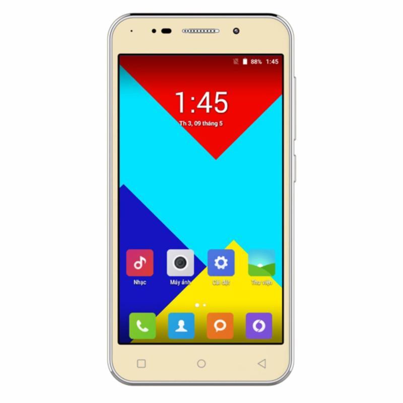 Điện Thoại LV Mobile LV37 - 4GB 2 SIM (Gold)