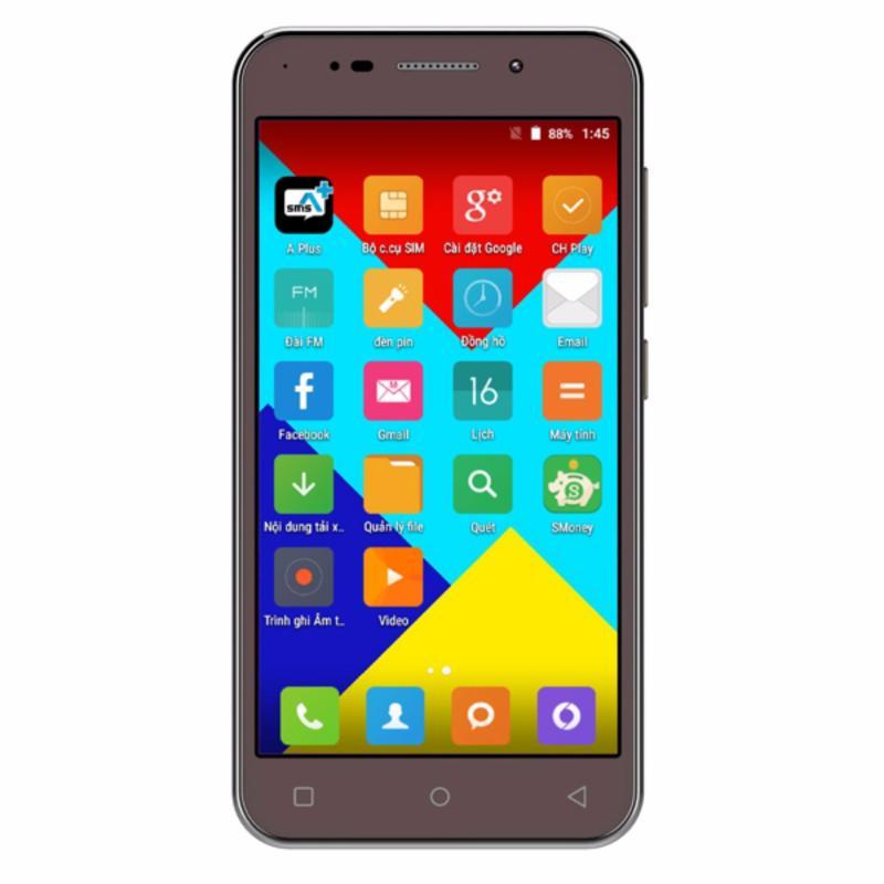 Điện Thoại LV Mobile LV37 - 4GB 2 SIM (Nâu)