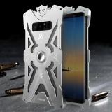 Chiết Khấu Lwgon Nhom Hang Khong Chống Trầy Xước Bảo Vệ Mạnh Mẽ Ốp Lưng Kim Loại Danh Cho Samsung Galaxy Note 8 Thiết Kế Rỗng Tin Hiệu Đầy Đủ Samsung Galaxy Note 8 Thor Quốc Tế