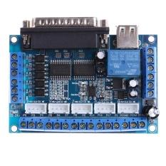 Hình ảnh Mach3 CNC Động Cơ Bước Điều Khiển Giao Diện Adapter Đột Phá Bảng + Cáp USB-quốc tế