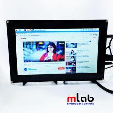 Hình ảnh Màn hình cảm ứng điện dung Waveshare 10.1inch HDMI LCD (H) (with case) 1024x600