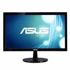 Màn hình máy tính LCD ASUS 19.5inch - Model VS207DF (Đen) - Hãng phân phối chính thức(Đen)
