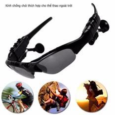 Hình ảnh Mắt kính Bluetooth Sport Vision V4.1 (Đen) - Kmart