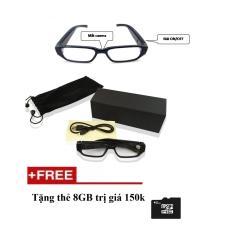 Mắt kính Camera 720p HD Eyewear (xài thẻ nhớTF)