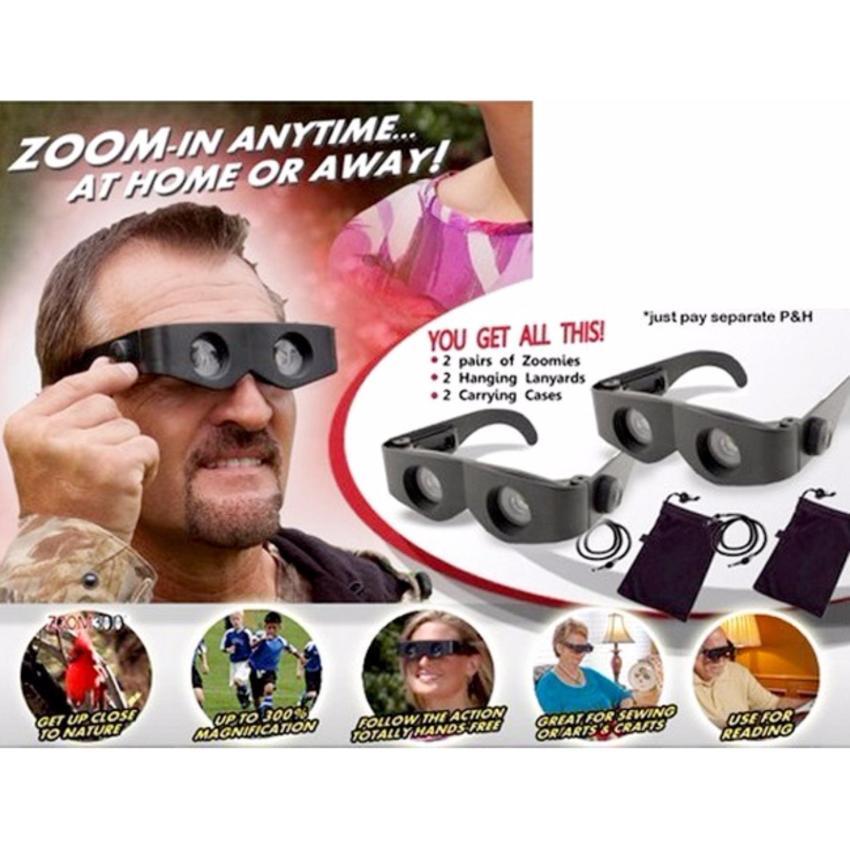 Mắt kính zoom nhìn xa
