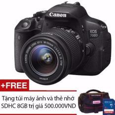 Giá Bán Canon 700D 18Mp Với Lens Kit 18 55Mm Is Stm 18Mp Đen Trong Vietnam
