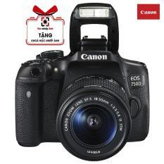Ôn Tập May Ảnh Canon Eos 750D Kit Ef S18 55 Is Stm Le Bảo Minh