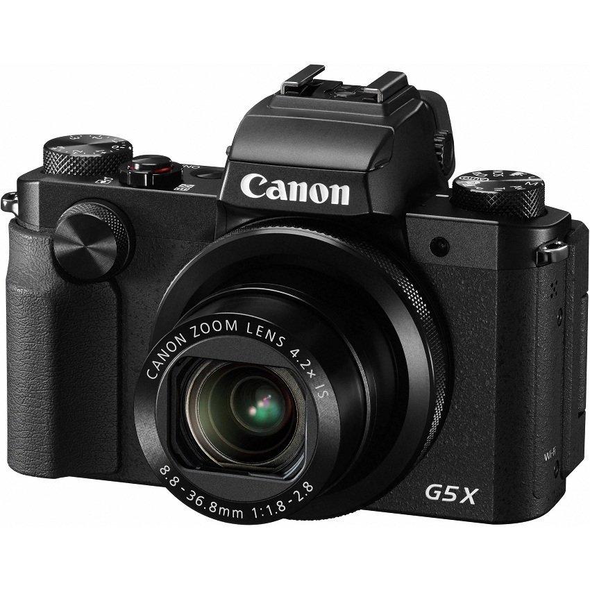 Máy Ảnh Canon Powershot G5 X 20Mp Và Zoom Quang 3X