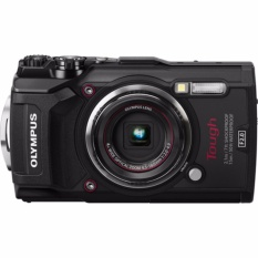 Hình ảnh Máy ảnh du lịch chống nước Olympus TG-5 (Black)