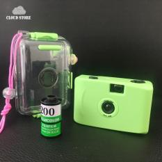 Hình ảnh Máy ảnh du lịch mini chống nước tặng film chụp ảnh - Nhập mã LOMO20 giảm ngay 20k