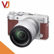 Bán May Ảnh Fujifilm X A3 Kem Lens Kit Xc 16 50Mm F3 5 5 6 Ois Ii Mau Nau Hang Phan Phối Chinh Thức Có Thương Hiệu Rẻ
