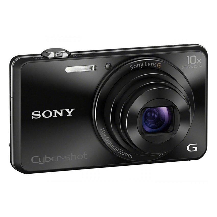 Cửa Hàng May Ảnh Kts Sony Cyber Shot Dsc Wx220 18 2Mp Va Zoom Quang 10X Đen Sony Trực Tuyến