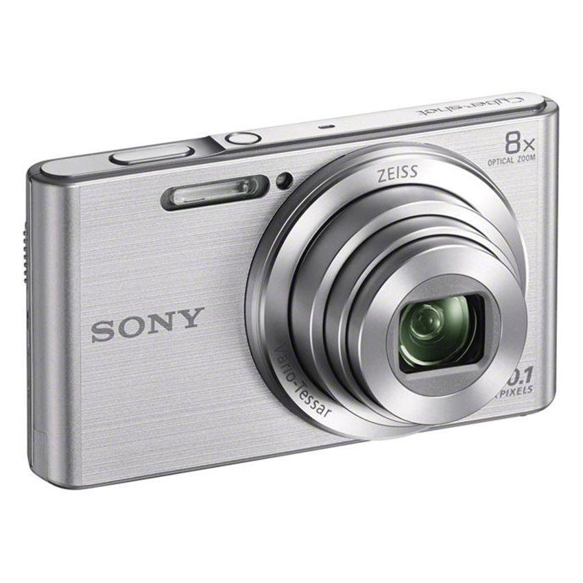 Ôn Tập May Ảnh Kts Sony Cyber Shot W Dsc W830 20 1Mp Va Zoom Quang 8X Bạc