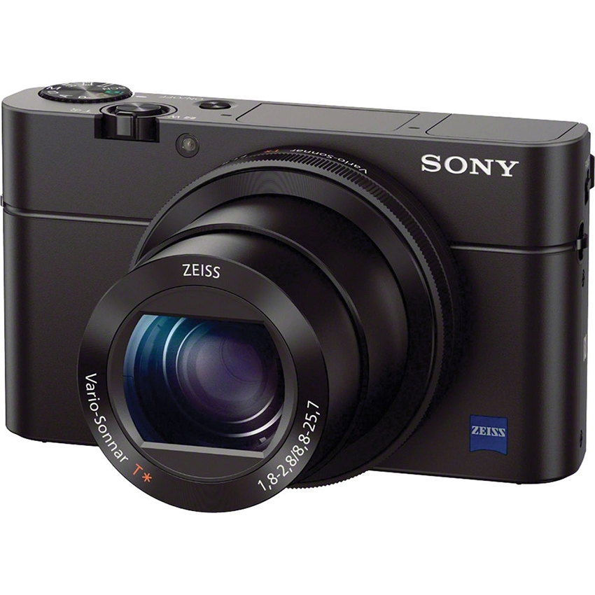 Máy Ảnh Kts Sony Dsc-Rx100M3 20.1Mp