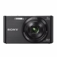 Máy ảnh KTS Sony DSC-W830/BC 20.1MP Và Zoom Quang 8x (Đen) Đang Có Khuyến Mãi