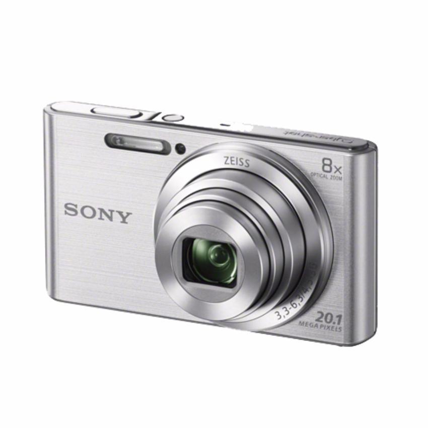 Máy Ảnh Kts Sony Dsc-W830/sc 20.1Mp Và Zoom Quang 8X