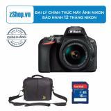 Chiết Khấu May Ảnh Nikon D5600 Với Lens Kit Af P 18 55Mm Vr Đen Chinh Hang Tặng Tui Nikon Thẻ Nhớ 16Gb Nikon Trong Hồ Chí Minh
