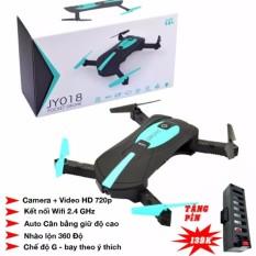 Ôn Tập May Bay Camera Selfie Tren Cao Flycam Jy018 Tặng Them 01 Pin Dự Phong Trong Hà Nội