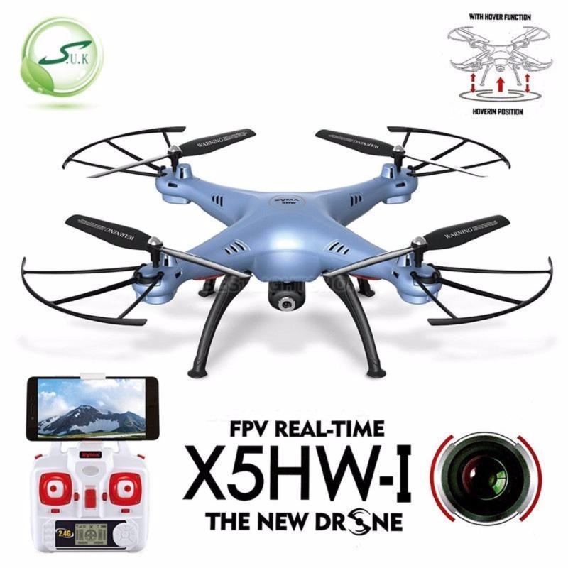 Flycam Syma X5HW -1 camera WIFI FPV, Giữ Độ Cao Ổn Định