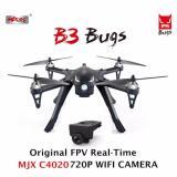Ôn Tập May Bay Flycam Điều Khiển Từ Xa Mjx Bugs 3 Gắn Camera C4020 Điều Khiển Từ Xa Bằng Điện Thoại Thương Hiệu Mjx R C Trong Hồ Chí Minh
