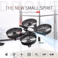 Hình ảnh Máy bay điều khiển từ xa Quadcopter Drone mini JJRC H36 siêu nhỏ