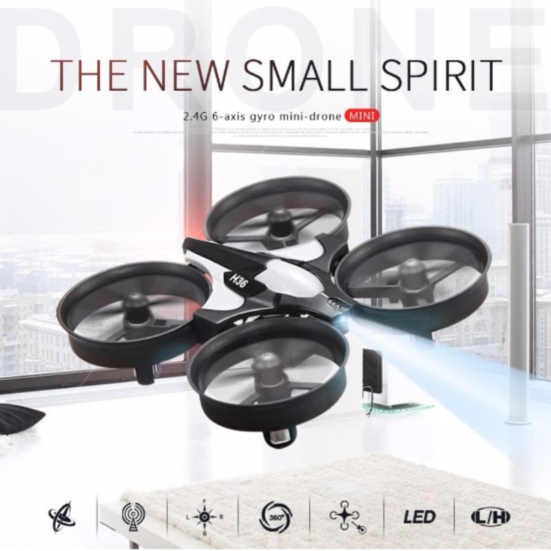 [FREE SHIP TPHCM, MIỀN NAM] Máy bay điều khiển từ xa JJRC H36 Quadcopter Drone mini siêu nhỏ (MU114) - Luân Air Models