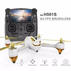Mua May Bay Flycam Hubsan H501S Gps Return Home Follow Camera 1080 Hubsan Trực Tuyến