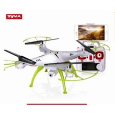 May Bay Flycam Syma X5Hw Camera Wifi Tự Giữ Độ Cao Can Bằng Syma Chiết Khấu 30