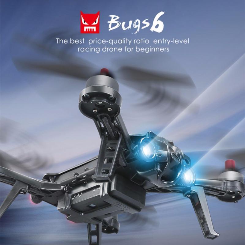 Flycam MJX B6 Bugs 6 Brushless With C4020 Camera WIFI-FPV Phiên Bản Mới
