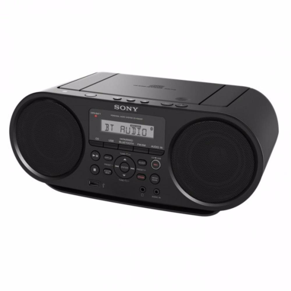 Máy Cassette Sony Zs-Rs60Bt_Hàng Nhập Khẩu