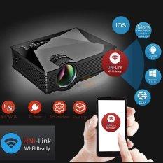 Hình ảnh Máy chiếu gia đình UC46 hỗ trợ WIFI Miracast DLNA và AirPlay