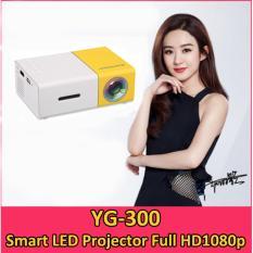 Hình ảnh Máy chiếu mini YG-300 Smart LED Projector Full HD 1080p