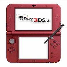 Giá Bán May Chơi Game New Nintendo 3Ds Ll Đỏ Nguyên
