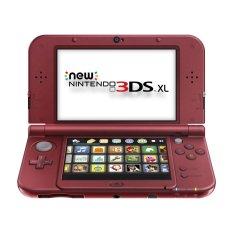 Cửa Hàng May Chơi Game New Nintendo 3Ds Xl Đỏ Nintendo Vietnam