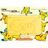 Bán May Chơi Game Nintendo New 3Ds Ll Pikachu Edition Va Thẻ Nhớ 32G Hacked English Hồ Chí Minh